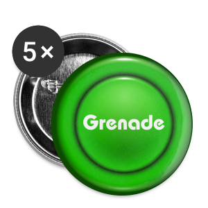 ButtonGrenade - Buttons medium 32 mm