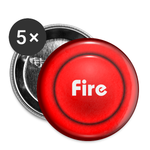 ButtonFire - Buttons medium 32 mm
