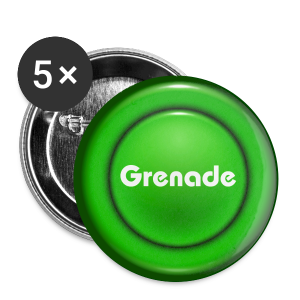 ButtonGrenade - Buttons large 56 mm