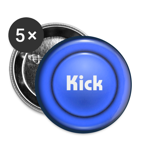 ButtonKick - Buttons large 56 mm