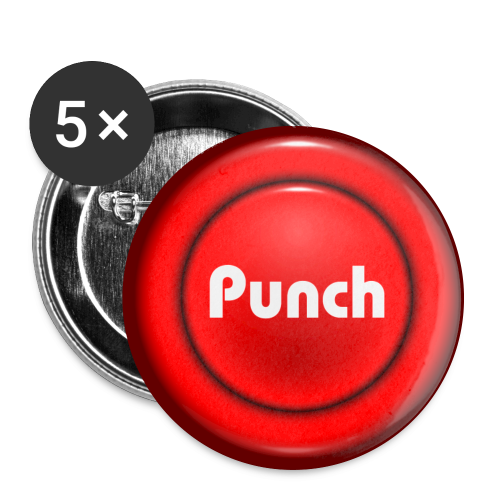 ButtonPunch - Buttons large 56 mm
