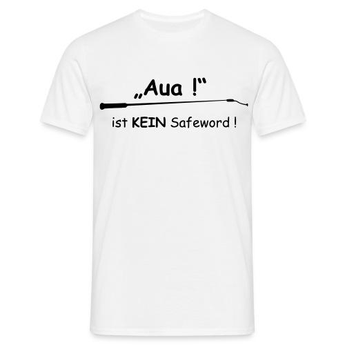 Kein Safeword - T-Shirt - Männer T-Shirt