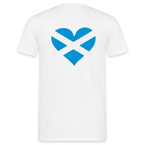 Scotland T-Shirt - Men's T-Shirt