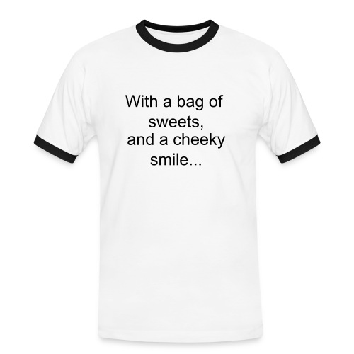 Bag of sweets - Men's Ringer Shirt