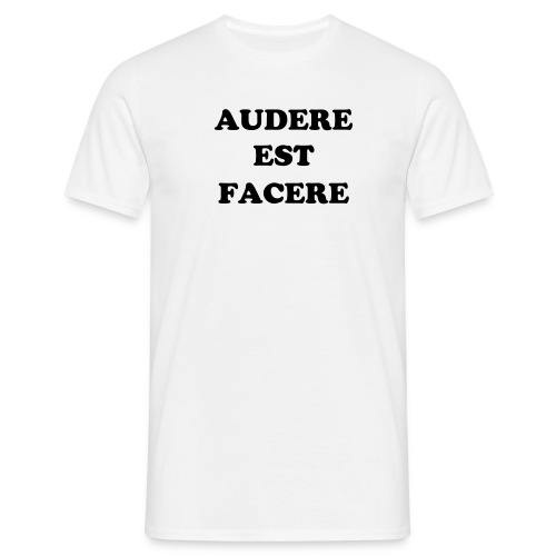 Audere - Men's T-Shirt