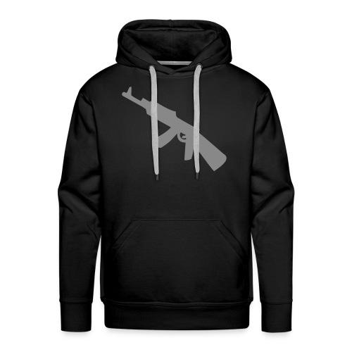 hoody L.26 black - Sweat-shirt à capuche Premium pour hommes