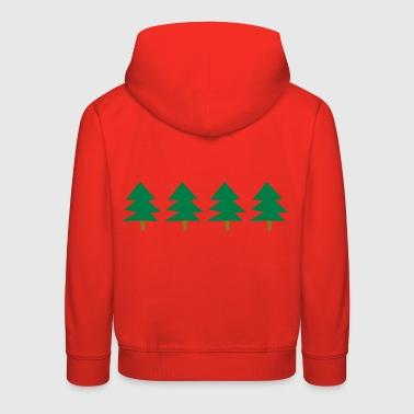 Kinder Weihnachtspulli - Kinder Premium Hoodie