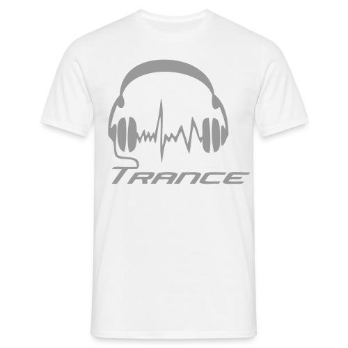 Trance Headphones - Reflex - Men's T-Shirt