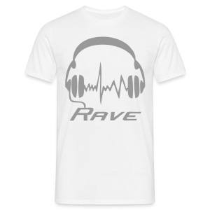 Rave Headphones - Reflex - T-shirt herr