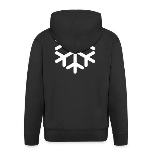 Blacknine tröja - Premium-Luvjacka herr