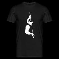 T-Shirts ~ Men's T-Shirt ~ Walter Lindrum Masse