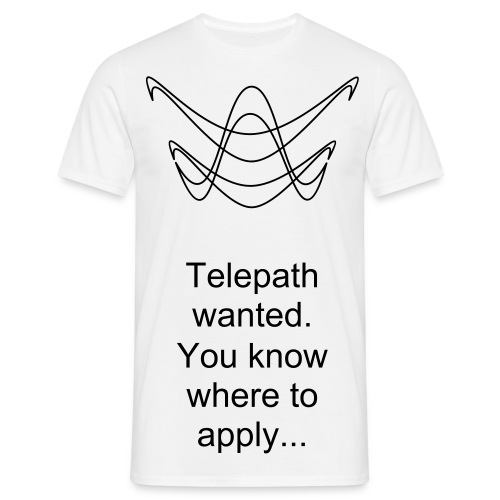 Telepathic - Men's T-Shirt