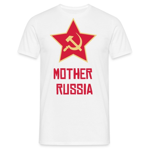 MOTHER RUSSIA - Men's T-Shirt