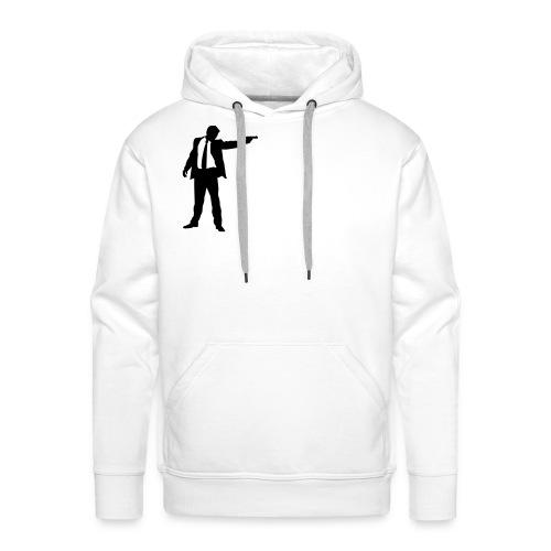 Gangster Hættetrøje - Herre Premium hættetrøje