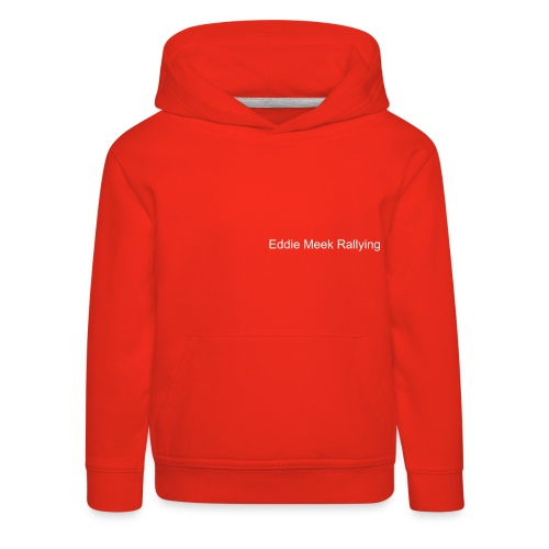 EMR Kids Hooded Sweatshirt - Red - Kids' Premium Hoodie
