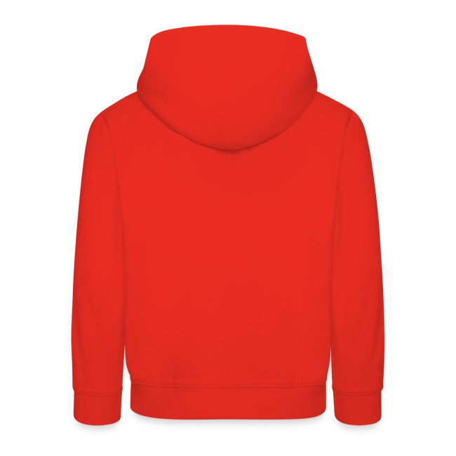 EMR Kids Hooded Sweatshirt - Red