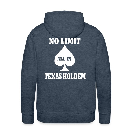 No Limit - Männer Premium Hoodie