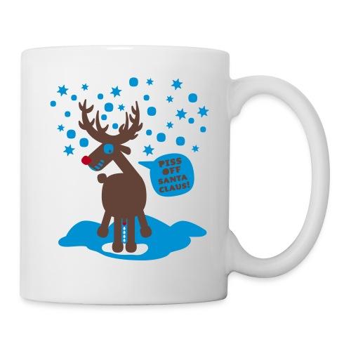 Anti Weihnachts Becher - Tasse