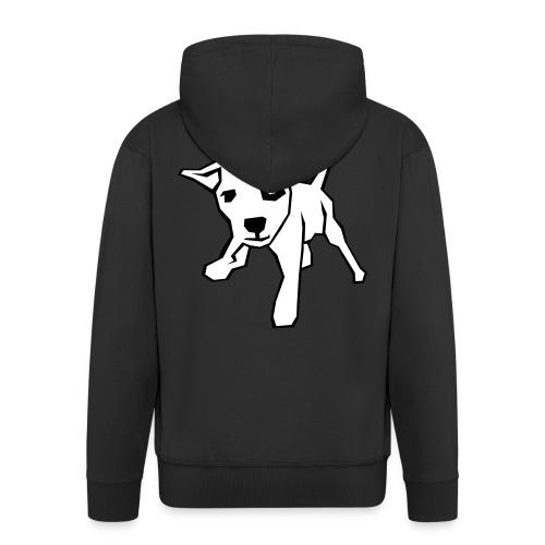 Dog hoodie - Premium-Luvjacka herr