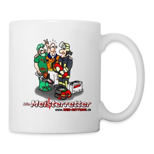 Cartoon-Tasse Retter - Tasse