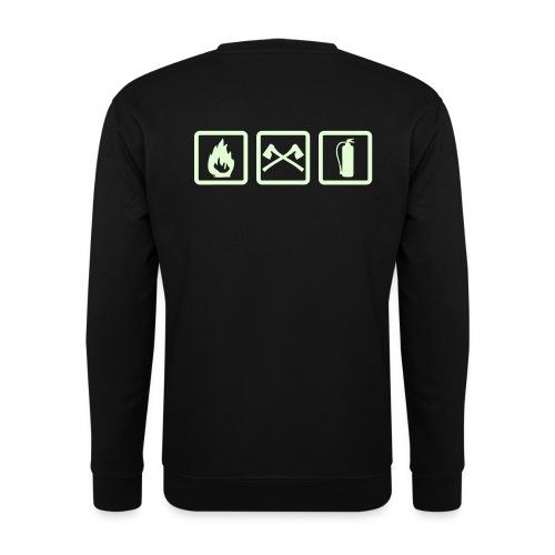 Sweat-Shirt [Feuerwehr 01] - Männer Pullover