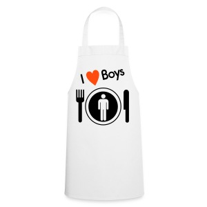 IHEARTBOYS - Cooking Apron