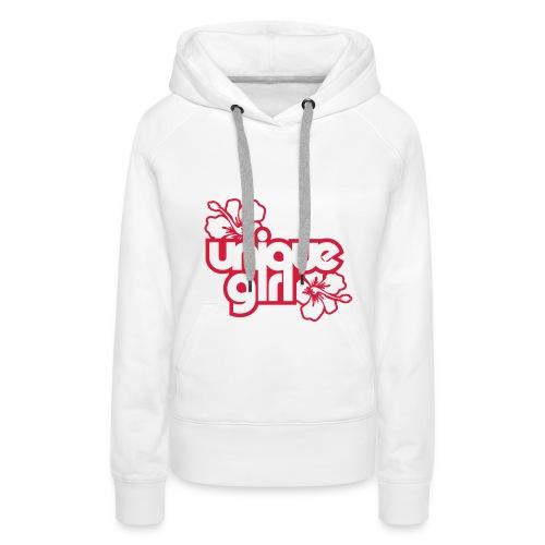 sweatshirt à capuche femme 2009 - Sweat-shirt à capuche Premium pour femmes