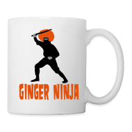 Mugs & Drinkware ~ Mug ~ Ginger Ninja