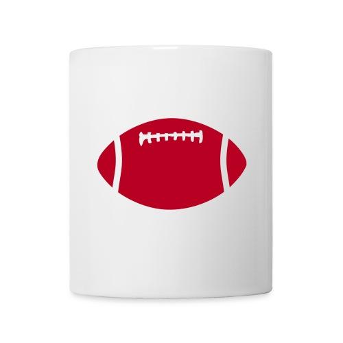 Tasse ballon blanche - Mug blanc