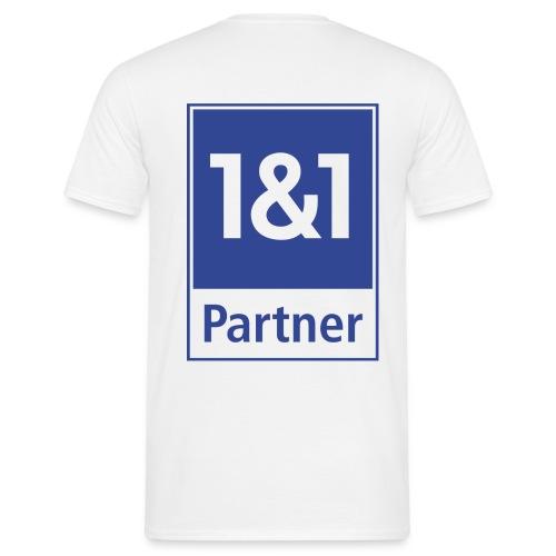 1und1 Partner Shirt - Männer T-Shirt