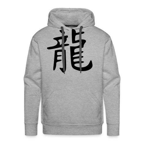 Kineser - Sweatshirt - Herre Premium hættetrøje