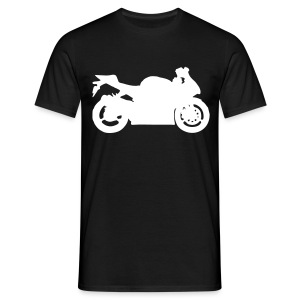 GSXR (white) - Men's T-Shirt