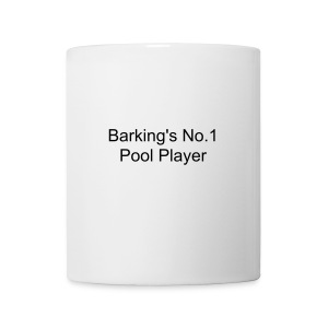 Barking8ball.co.uk - Mug