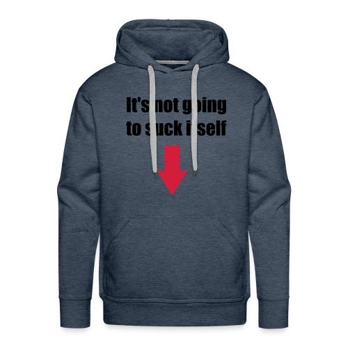 Trui met opdruk - Mannen Premium hoodie