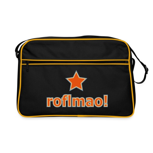 roflmao - Retro Bag