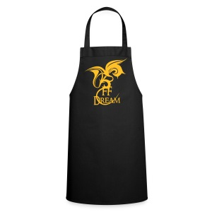 FFDream - logo or jaune - Tablier de cuisine