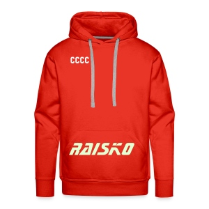 RAISKO SWEAT CAPUCHE - Sweat-shirt à capuche Premium pour hommes