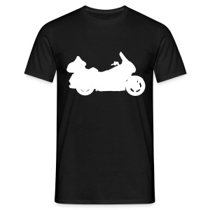 Gold Wing (white) - Men's T-Shirt