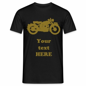 Vincent HRD - Men's T-Shirt