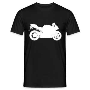 R1 (white) - Men's T-Shirt