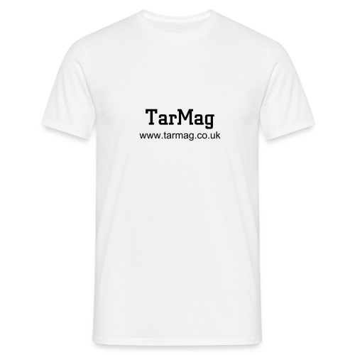 TarMag T-SHIRT - Men's T-Shirt