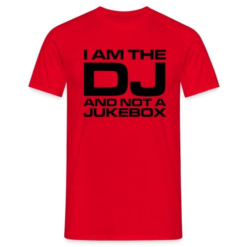 T shirt DJ - T-shirt Homme