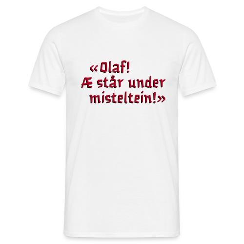 The Julekalender - Misteltein - Men's T-Shirt