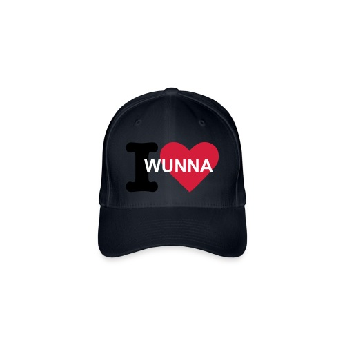 Flexfit Baseball Cap - By Chrissie Wunna From the 'I LOVE WUNNA' line
