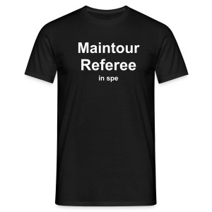 Maintour Referee - Men's T-Shirt