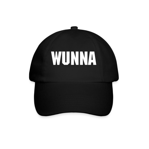 Baseball Cap - by Chrissie Wunna From the 'SIMPLY WUNNA' line