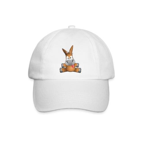 eMule White Cap - Baseball Cap