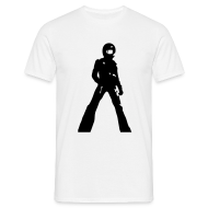 T-Shirts ~ Men's T-Shirt ~ Violence For Kicks
