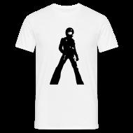 T-Shirts ~ Men's T-Shirt ~ Violence For Kicks