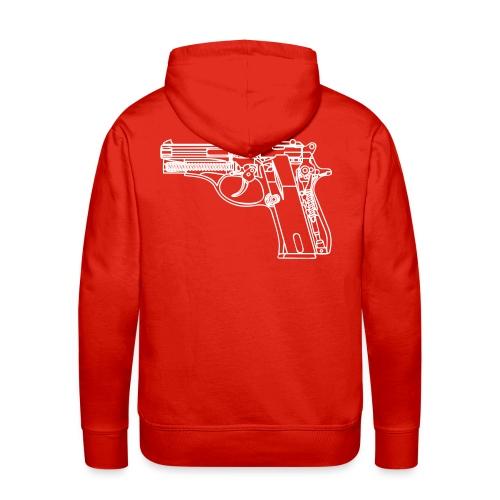 Bang Bang - Men's Premium Hoodie
